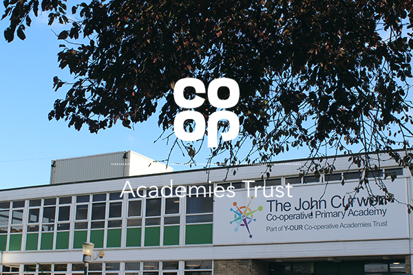 We joined Co-op Academies Trust on the 1st November