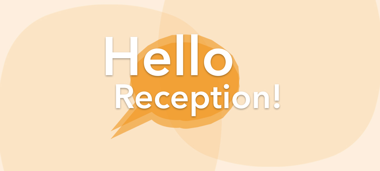 Welcome Reception!